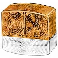 Original Hella Lichtscheibe, Blinkleuchte, Links 9EL 134 741-021