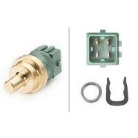 Original Hella Sensor, Kühlmitteltemperatur 6PT 009 107-541