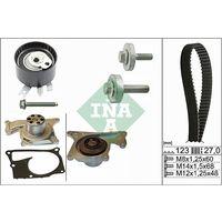 Original INA Zahnriemensatz mit Wapu 530 0197 32