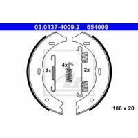 ATE TBB-Satz mit Zubehör 03.0137-4009.2
