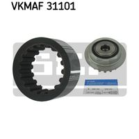 Original SKF Spannrollensatz, Nebentrieb VKMAF 31101