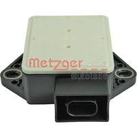 METZGER Sensor, Längs-/Querbeschleunigung Original Ersatzteil 0900569ME